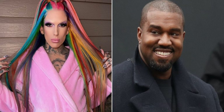 RUMORS OF KANYE WEST AND JEFFREE STAR ...