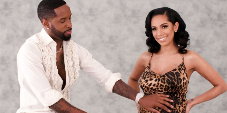 Safaree Says 'I'm Getting Neutered' After Erica Mena Say's She Was Prego !?  [VIDEO]